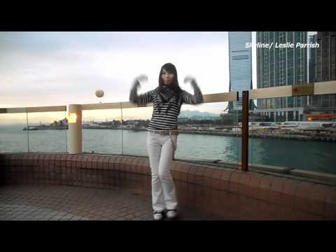 【踊ってみた】Skyline / Leslie Parrish