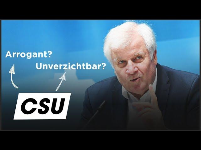 Warum hat die CSU so viel Macht?