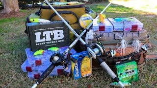 The NEW Fishing Arsenal!!! (BIG NEWS Announcement!!)