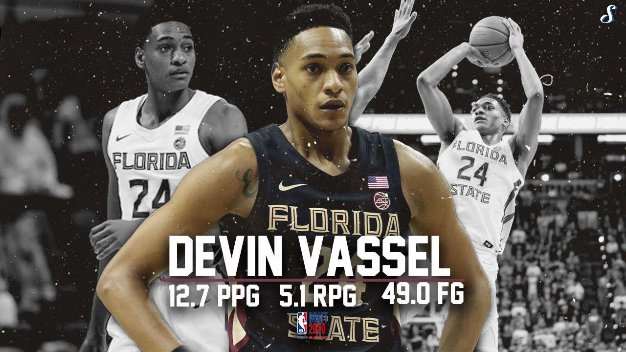 Download Devin Vassell FSU 2019-20 Season Montage Highlights   12.7 PPG 5.1 RPG 49.1 FG% #NBADraft #Spurs