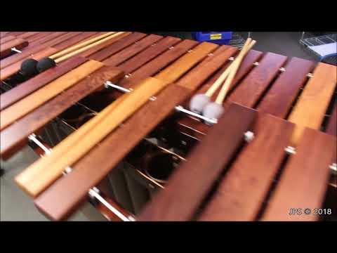 The Building of Milan Recording Studios: Musser Marimba M500 Factory Tour