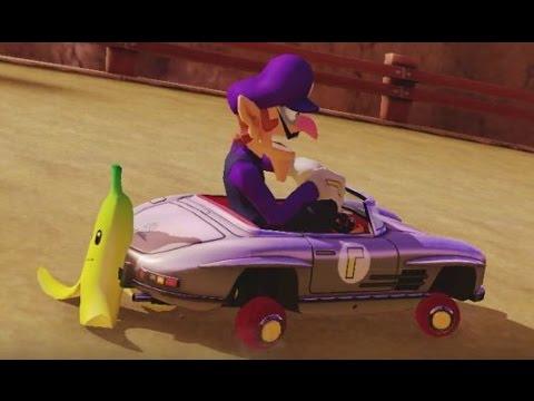 Mario Kart 8 - 200cc Leaf Cup Grand Prix - 3 Star Ranking