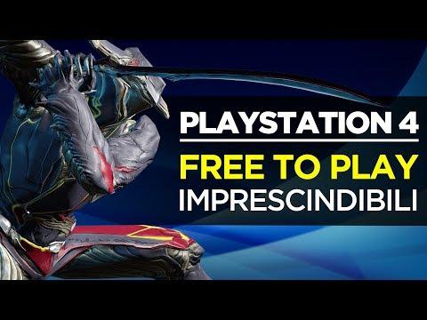 PlayStation 4: Giochi Gratis Free-to-play Da Avere Assolutamente