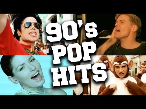 Top 100 Iconic 90s Pop Songs  Best 1990s Pop Hits