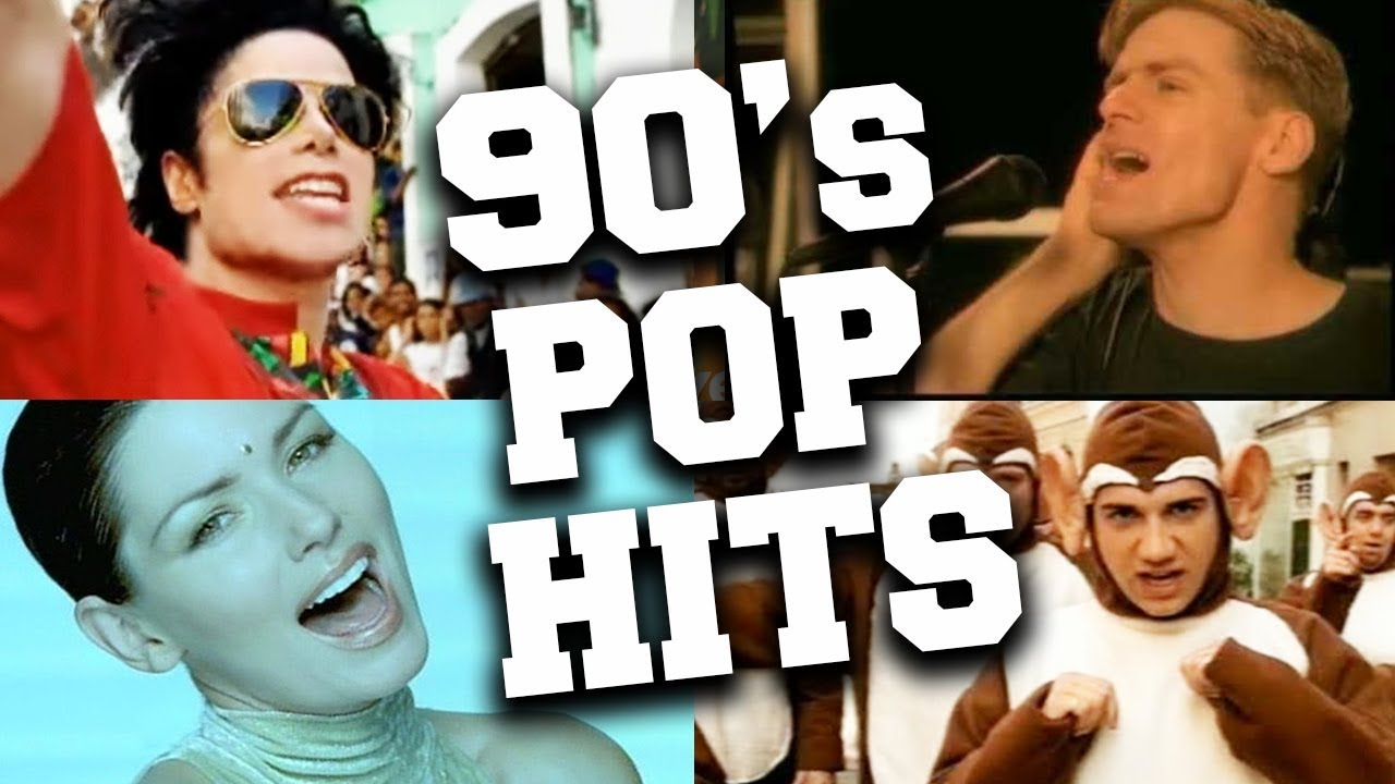Top 100 Iconic 90s Pop Songs Best 1990s Pop Hits Youtube