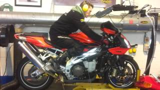 Hammer and Tongs Performance, Aprilia RSV1000