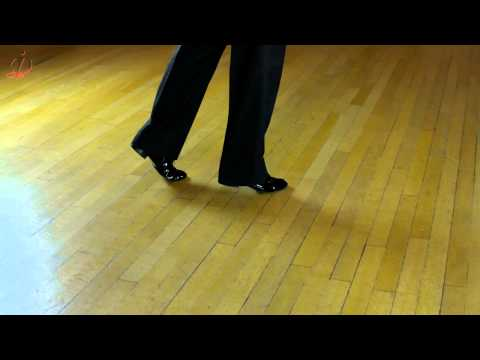 Basic Waltz - Spin Turn