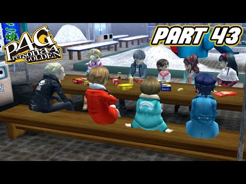 Persona 4 Golden - Ski Plans - Marie Is Missing - Nanako's Recovery Party #43