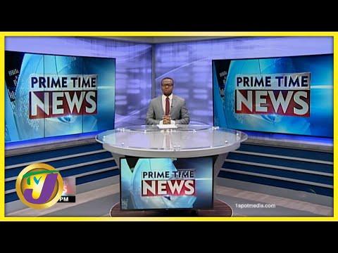 Jamaican News Headlines   TVJ New - August 14 2021