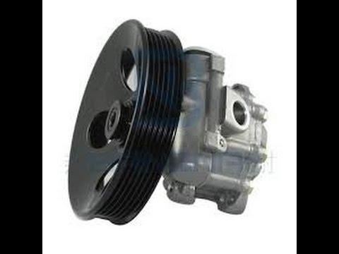 Power steering pump 2000 dodge caravan