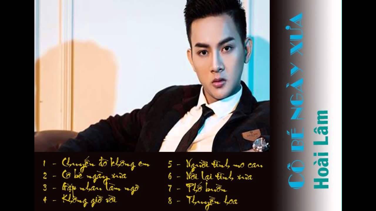 Album - Cô bé ngày xưa - Hoài Lâm