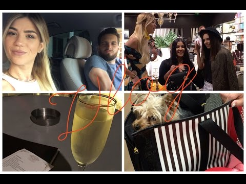 HENRI BENDEL EVENT,  HANGOVER, SURPRISE PARTY & JUMPED IN THE POOL