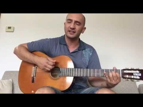 Rock my soul - Begleitung auf der Gitarre