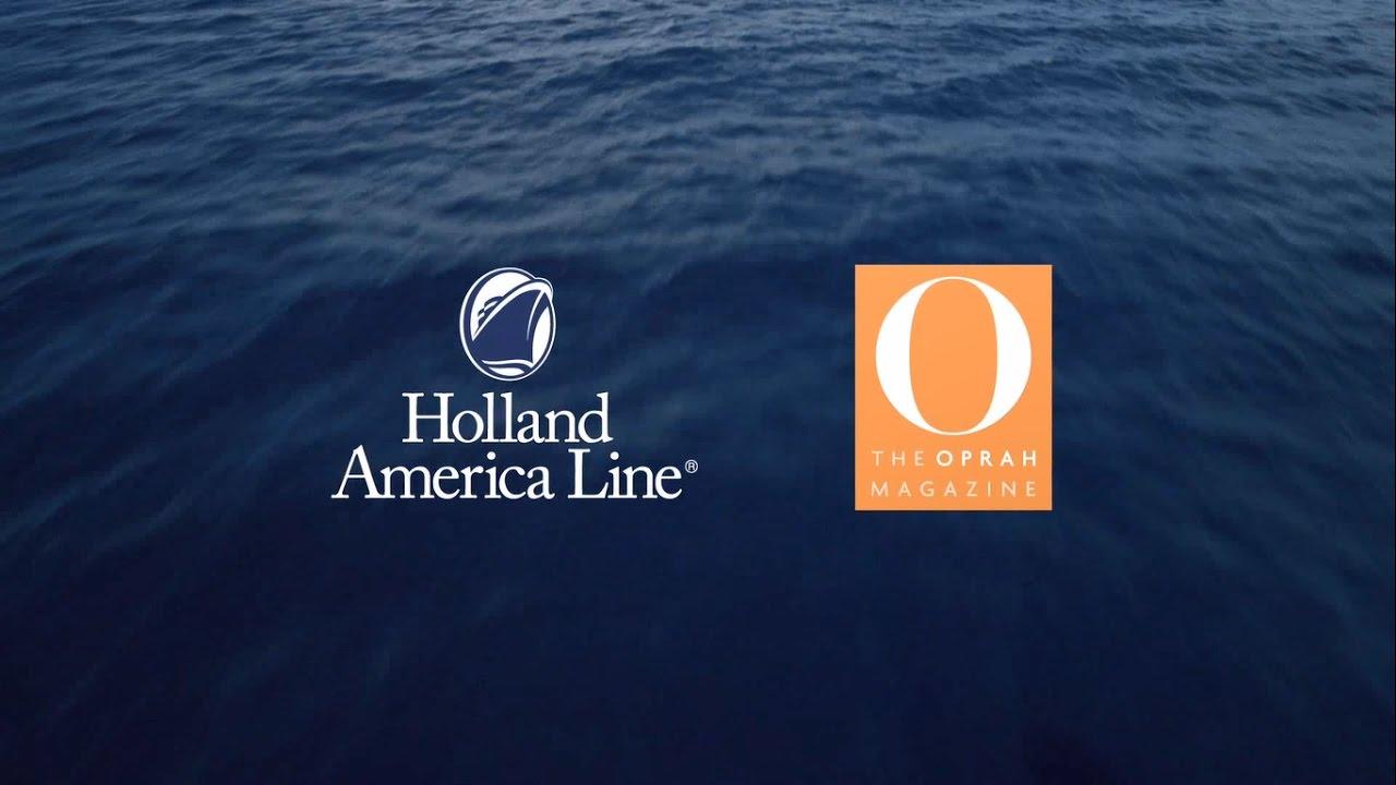 Holland America Online Checkin