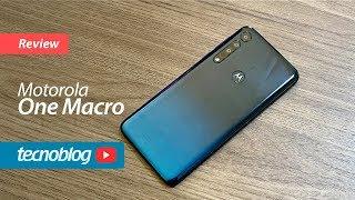 Motorola One Macro  Review Tecnoblog