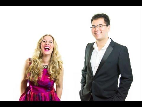 Nikoleta and Aza Sydykov Promo Video