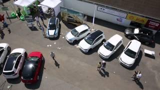 Volkswagen Fest UA 2014 с высоты птичьего полета