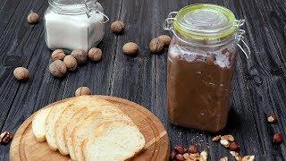 Домашняя шоколадная паста  - Рецепты от Со Вкусом