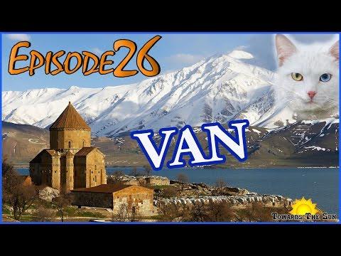 Когда-то армянские земли. Ванский кот, озеро Ван (Турция). Навстречу солнцу 26