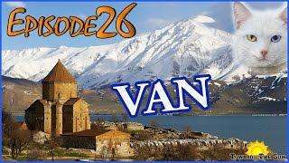 Last Turkish Episode. Van, Dogubayazit. Towards The Sun 26