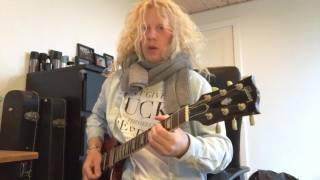 Whitesnake - You're Gonna Break My Heart Again -- Guitar Cover by Trebb