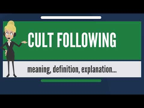 an overview of the cult and the meaning of the cults activity in contrast to the church The international churches of christ is a body of co-operating religiously conservative, and racially integrated christian congregations beginning with 30 members in 1979 they grew to 37 000 members within the first 12 years.