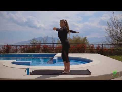 SLC - Fitness and Sports with Helena Roza (Five Tibetan Rites)