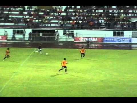 Sisaket UTD 1-1 Udon FC.wmv