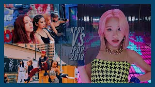 KPOP VS JPOP || 2019 Edition