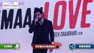 vuclip Beimaan Love  Movie 2016  Music Launch  | Sunny Leone| Mein Adhura Song By Yasir