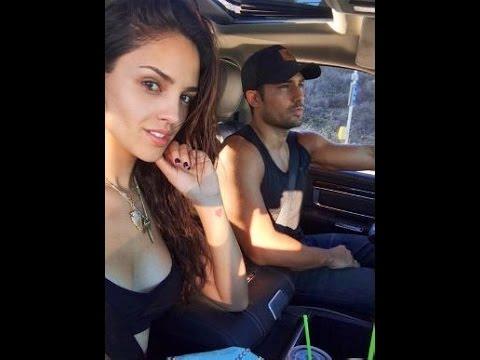 Eiza Gonzalez CONFIRMA ROMANCE con DJ Cotrona