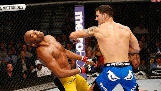 lo mas gracioso del UFC y box
