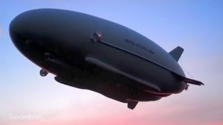 World's Largest Flying Machine: The $40M Airlander
