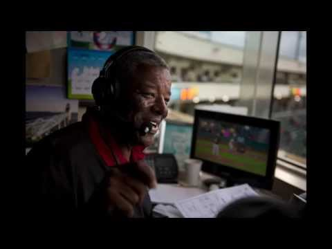 Baseball great Leon Lee: radio color commentator for the Sacramento River Cats