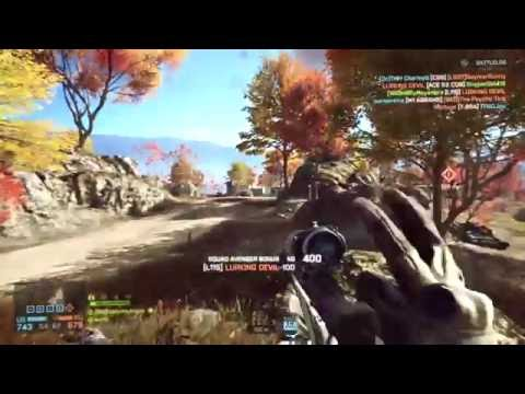 First Reconnaissance Battalion Montage Vol.1 - 1RB (BF4)