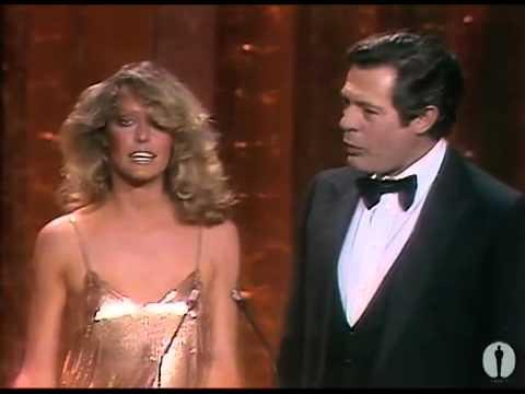 Farrah Fawcett  Oscar 1978