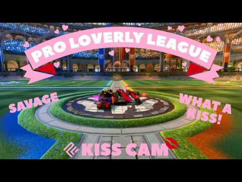 Pro Loverly League | Kiss Cam