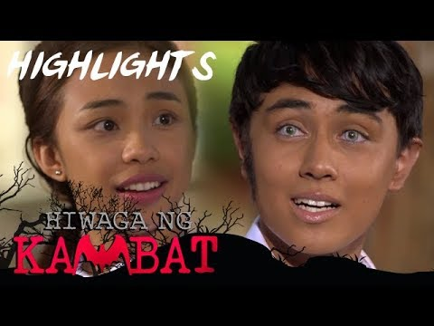 Iking And Sarah Tell Their Feelings To Each Other | Hiwaga Ng Kambat (With Eng Subs)