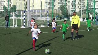 Юг-Спорт-2-2011 1:5 ДЮСШ-1-2011 Кубок Канчельскиса 10.11.2018 12:00