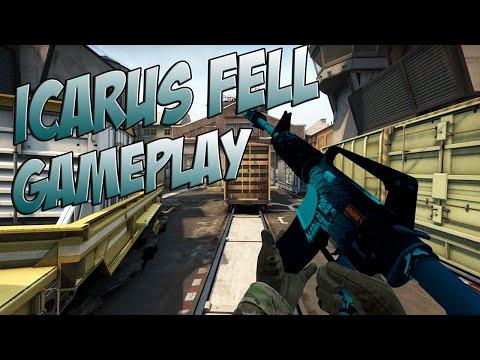 CS:GO - M4A1-S | Icarus Fell Gameplay
