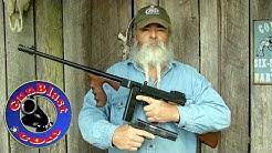 Auto-Ordnance Thompson 100th Anniversary 1927A-1 Deluxe Carbine / 1911A1 45 ACP Set - Gunblast.com