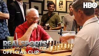Rex Sinquefield Invests Millions in Chess | Real Sports w/ Bryant Gumbel | HBO