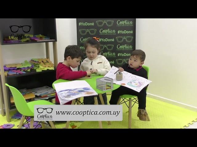 Coóptica Día del Niño