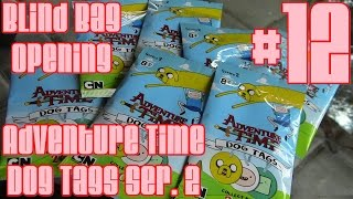 BLIND BAG OPENING~! Adventure Time Dog Tags Series 2