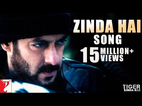 Zinda Hai Song | Tiger Zinda Hai | Salman Khan | Katrina Kaif | Sukhwinder Singh | Raftaar