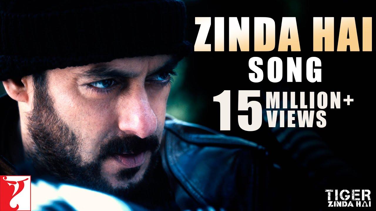 Download Zinda Hai Song | Tiger Zinda Hai | Salman Khan | Katrina Kaif | Sukhwinder Singh | Raftaar
