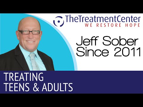 Jeff - Sober Since 2011 - The Treatment Center
