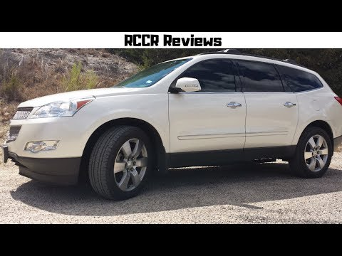2011 Chevrolet Traverse LTZ Walkaround/Full Review + Sound Clips & Test Drive