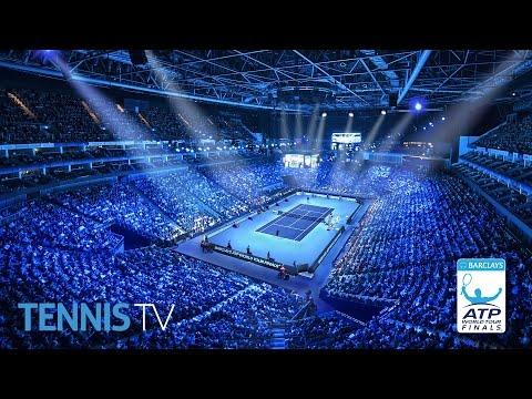 Barclays ATP World Tour Finals - Practice Court 1 – Sunday (Replay)