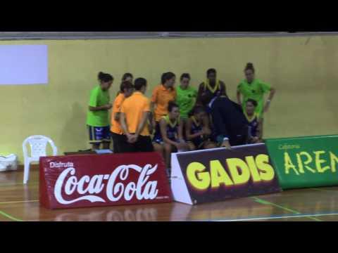 UniFerrol - Cadi La Seu (15-10-2014) Liga Femenina